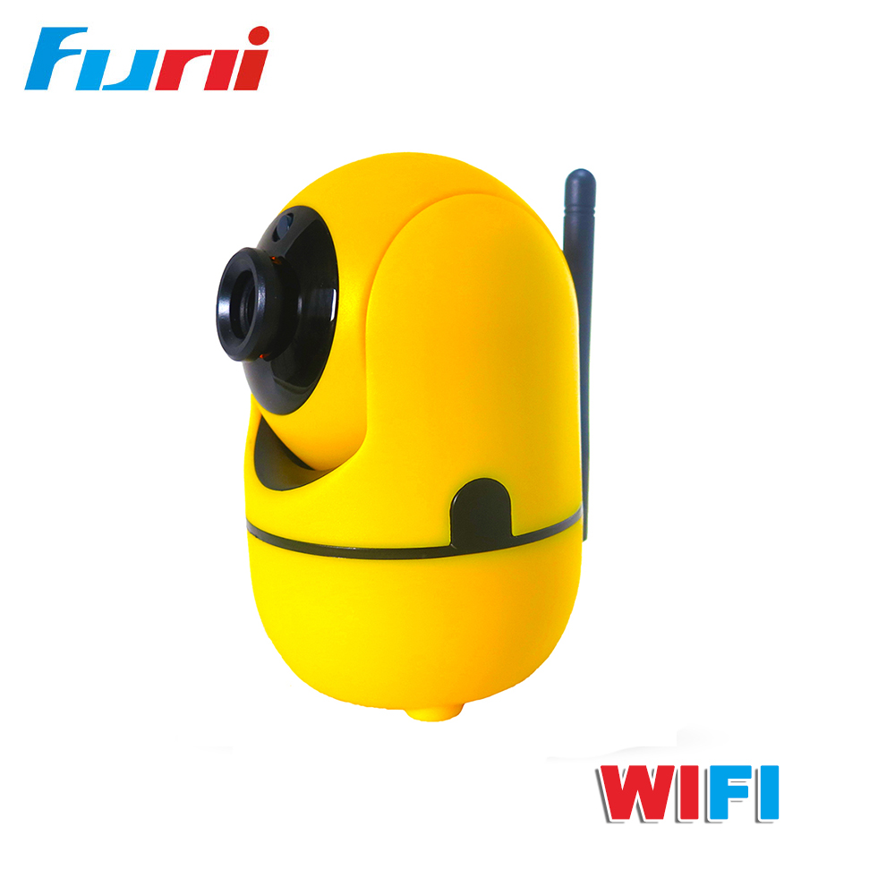 Funi Wireless Security 720P IP Camera P2P Wifi Night Vision Two Way Audio Recording Surveillance Network Indoor Baby Monitor