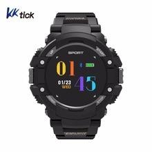 Ограниченное предложение KKTICK F7 gps smart watch Водонепроницаемый Спорт фитнес трекер высотомер барометр компас bluetooth smart watch