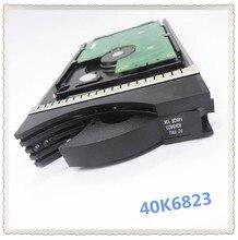 40K6823 40K6820 23R1776 146G/15 K/FC DS4300/4700 обеспечить новый в оригинальной коробке. Обещано отправить в течение 24 часов