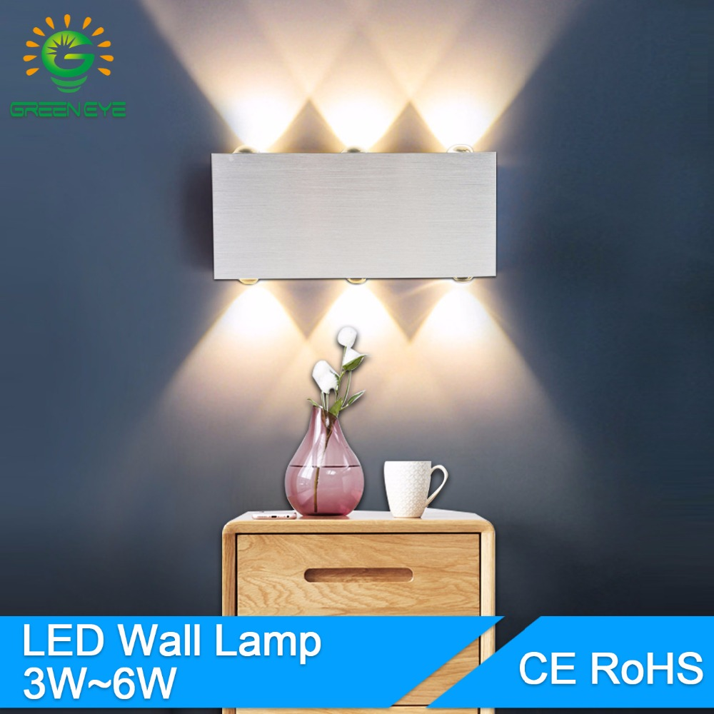 Led Wall Lamp Modern 2W 4W 6W 8W LED Wall Lights AC85-265V Aluminum Decorate Wall Sconce bedroom Bed Bedside Indoor LightingLed Wall Lamp Modern 2W 4W 6W 8W LED Wall Lights AC85-265V Aluminum Decorate Wall Sconce bedroom Bed Bedside Indoor Lighting