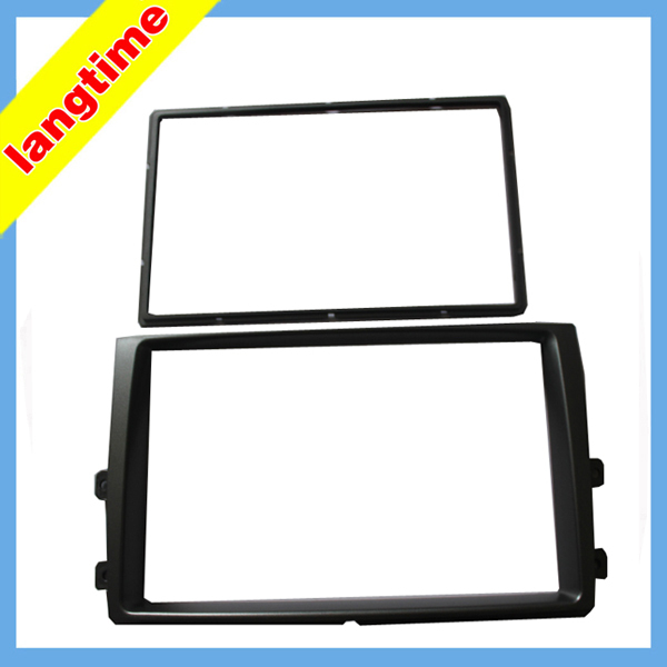 Car refitting DVD frame DVD panel Dash Kit Fascia Radio Frame Audio frame for KIA FORTE