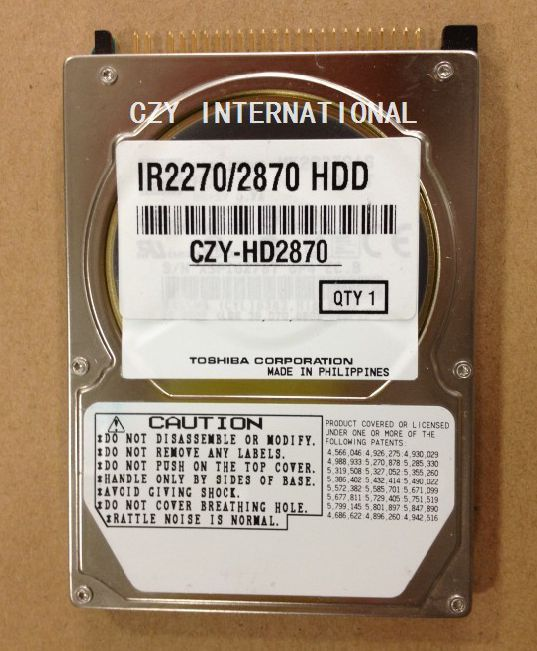 For Canon IR2270 IR2870 Compatible font b Harddisk b font Copier HDD for Canon HDD