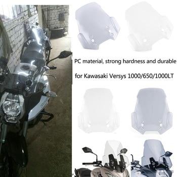 650 Versys Accessories Windscreen Windshield Fairing for 2012-2018 Kawasaki 1000 LT 2013 2014 2015 2016 2017