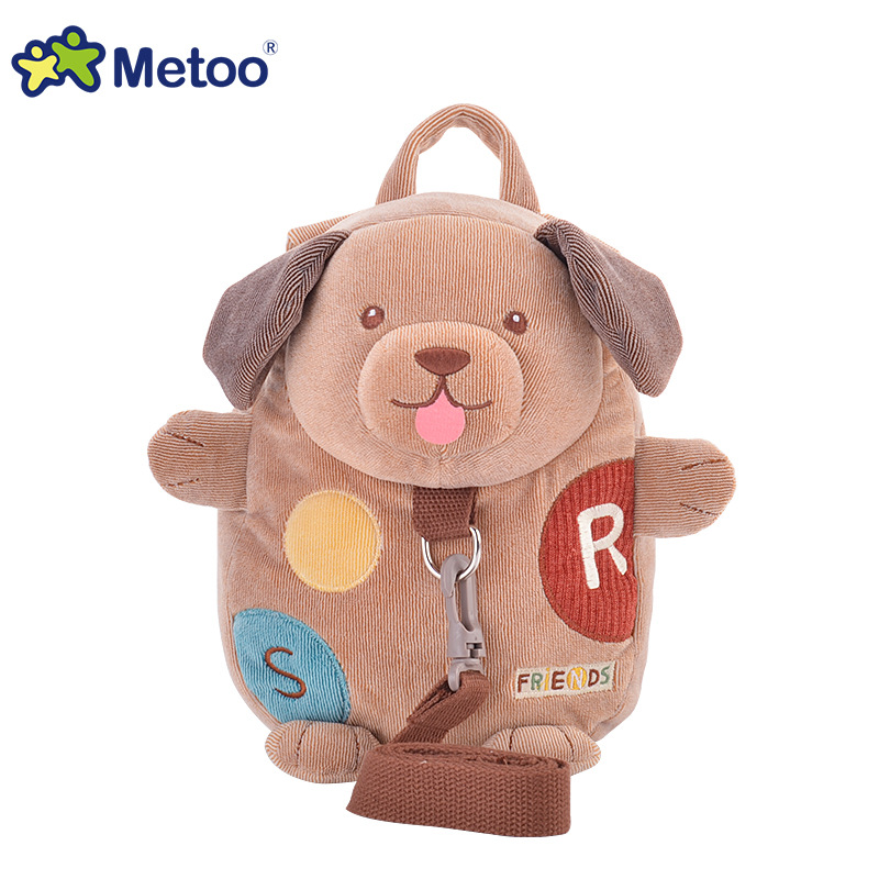 New Arrival Cute Cartoon Bags Kids Doll Plush Backpack Toy Children Shoulder Bag for Kindergarten Girl Metoo Backpack high q cartoon rick and morty 2017 new arrival backpack students couple printing candy color leisure bags