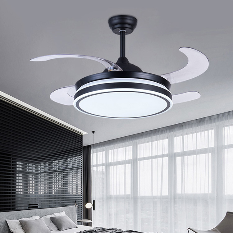 Humor Air Purifying Ceiling Fan Negative Ion Air Purification Fan With Lamp Invisible Ceilng Fan Lamp