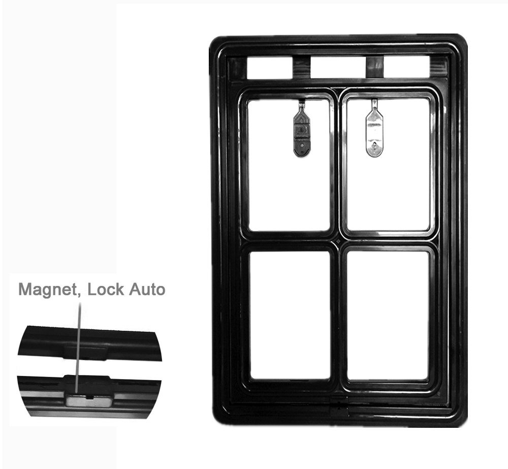 door custom in handcrafted edition build a window spring to life summer cat doors how img the
