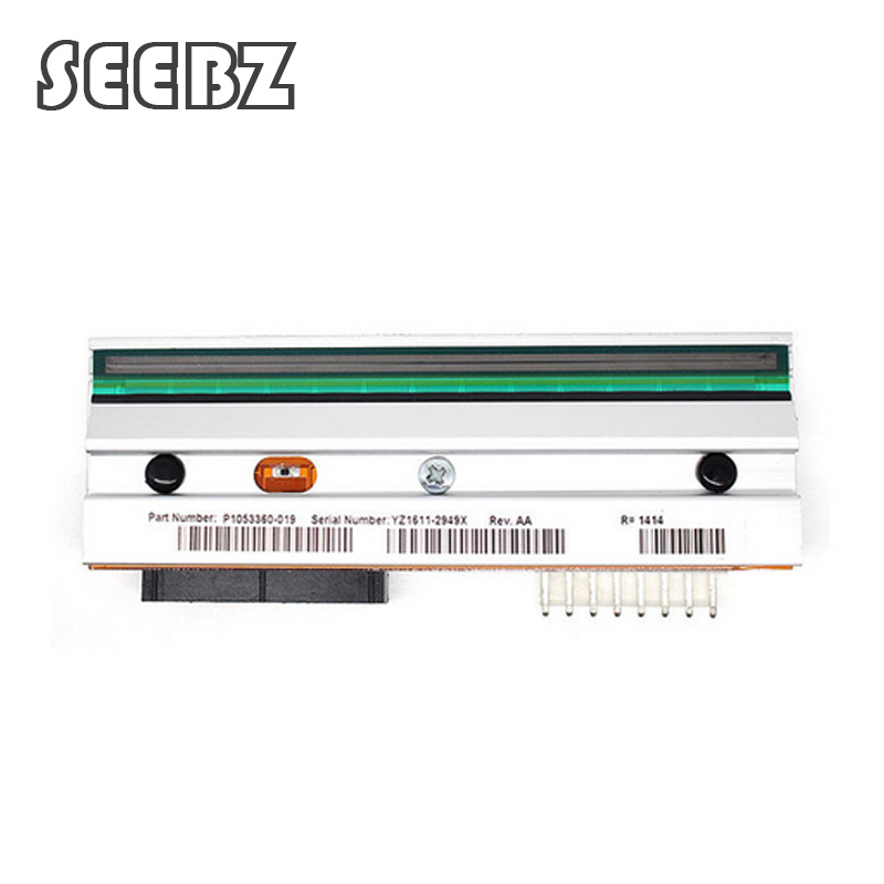 SEEBZ Printer Supplies P1004232 300dpi Compatible New Thermal Print Head Barcode Label Printhead For Zebra 110XI4 105SL PLUS free shipping new compatible zebra s600 printhead g44998 1m oem s600 printhead printer head 203dpi barcode printer head