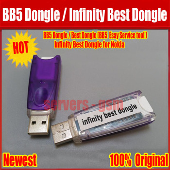 100% Orijinal BB5 dongle Kolay Servis (İYİ Dongle)/Nokia için infinity en dongle
