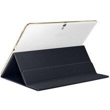 PC Твердый чехол для переноски аксессуары планшетов ультра тонкий чехол-книжка чехол-подставка для Samsung Galaxy Tab S 10,5 дюймов SM-T800/T805 10 дней доста...