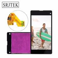 Đối với Sony Xperia Z1 Mini Nhỏ Gọn D5503 Cảm Ứng Digitizer Màn Hình LCD Hiển Thị Hội Thay Thế + Công Cụ + Keo