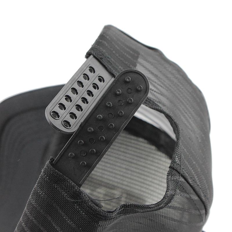 [FLB] 2017 Hip Hop estampado de leopardo negro gorros de béisbol - Accesorios para la ropa - foto 6