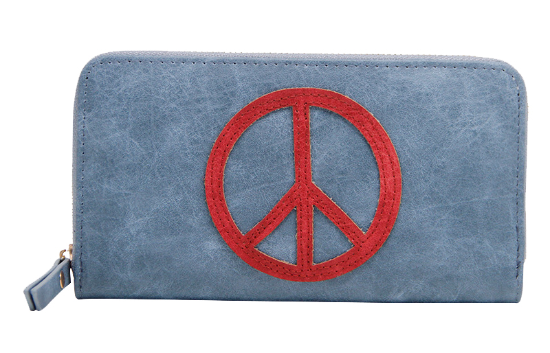 Aliexpress Buy Peace Symbol Retro Wallet Card Holder Bags