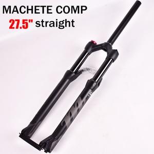 Image 4 - אופניים מזלג Manitou המקצץ Comp מארוול 27.5 29er גודל אוויר מזלגות הרי MTB אופני מזלג השעיה שמן וגז מזלג SR SUNTOUR