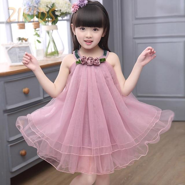Aliexpress.com : Buy Kids Summer Dresses for Girls Clothes ... Korean Toddler Clothes