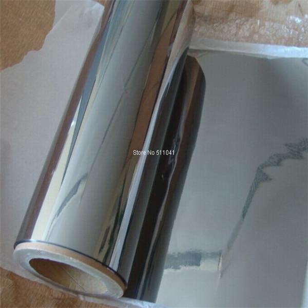 5 kg astm b265 feuille de titane poli Gr1 bande de titane 0.1mm d'épaisseur * 480mm de largeur