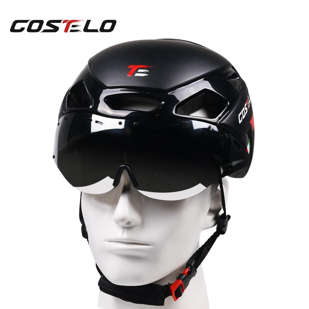 2017 costelo radfahren licht helm mtb rennrad helm fahrradhelm - Radfahren - Foto 4
