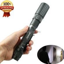 Profesional Zoom XML-T6 3800LM LED Linterna 18650 de la batería 5 Modos de Zoomable lanterna Antorcha de Iluminación