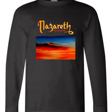 0fe90b55387305 New NAZARETH Greatest Hits Rock Band Long Sleeve Black T-shirt Size S-3XL
