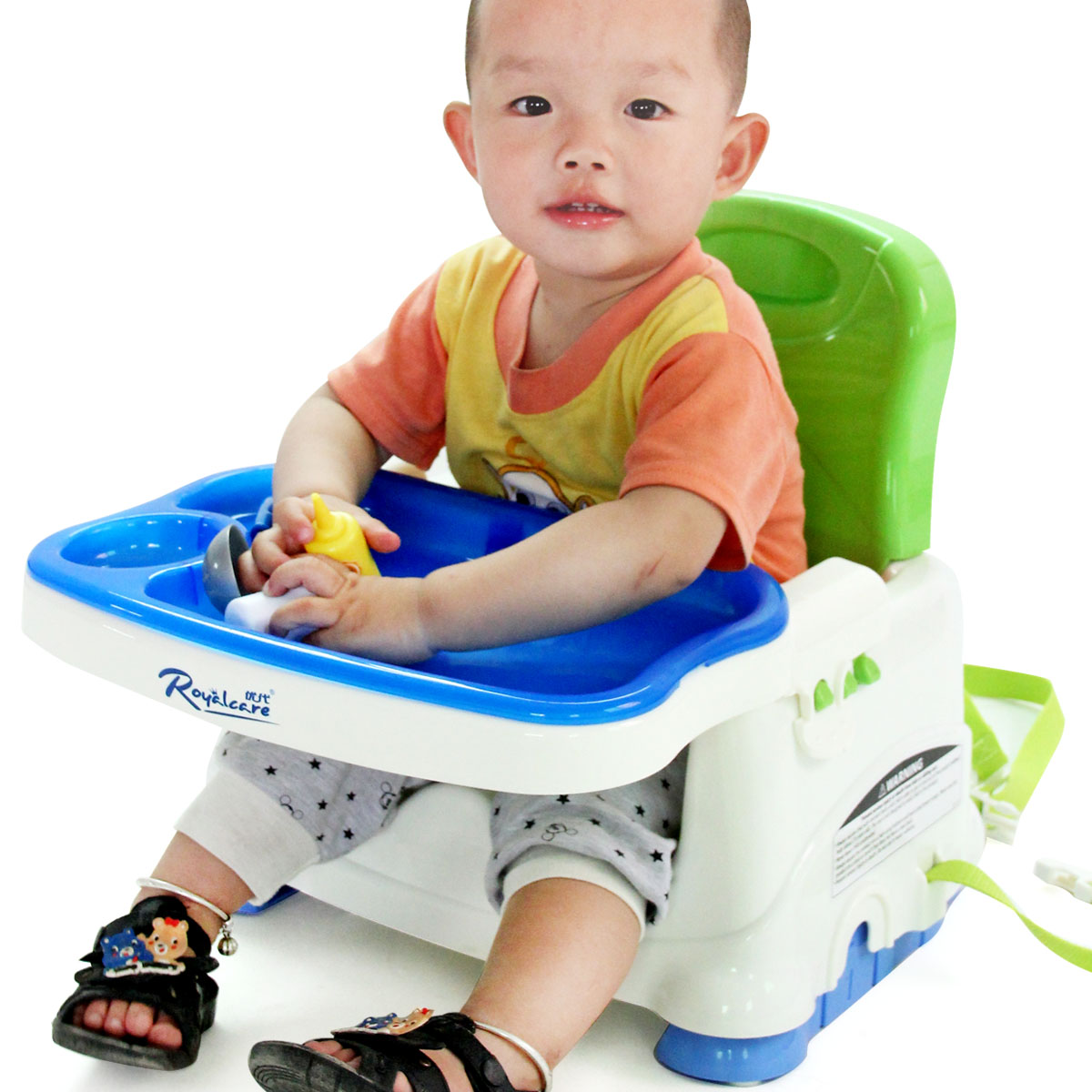 Baby Chair Child Plastic Dining Chair Baby Folding Dining Table And