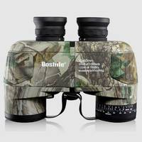 Boshile 10X50 binoculars professional Military Marine waterproof Telescope HD BAK4 Rangefinder Distance hunting Navigation color|marine binoculars|binoculars hunting military|navigation waterproof -