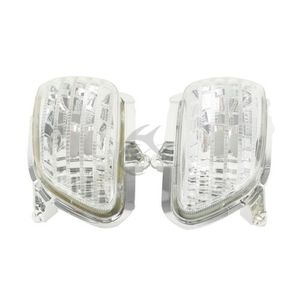 Image 5 - Motorcycle Front Turn Signal Light Lens Shell For Honda Goldwing GL 1800 2001 2017
