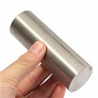 New 35mm Titanium 6al 4v Round Bar Grade 5 Rod Stock Resistance To Corrosion Resistance Elastic