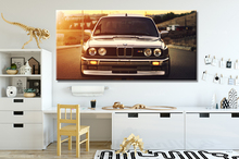 Abstract HD Print Wall Art Frame Canvas Pictures Sports Car Sunset Landscape Painting Poster Home Decor For Living Room Mural