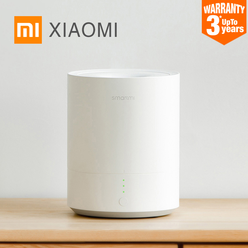 XIAOMI MIJIA SMARTMI Humidifier for home Aromatherapy Air dampener Air Aroma diffuser essential oil Warm Mist