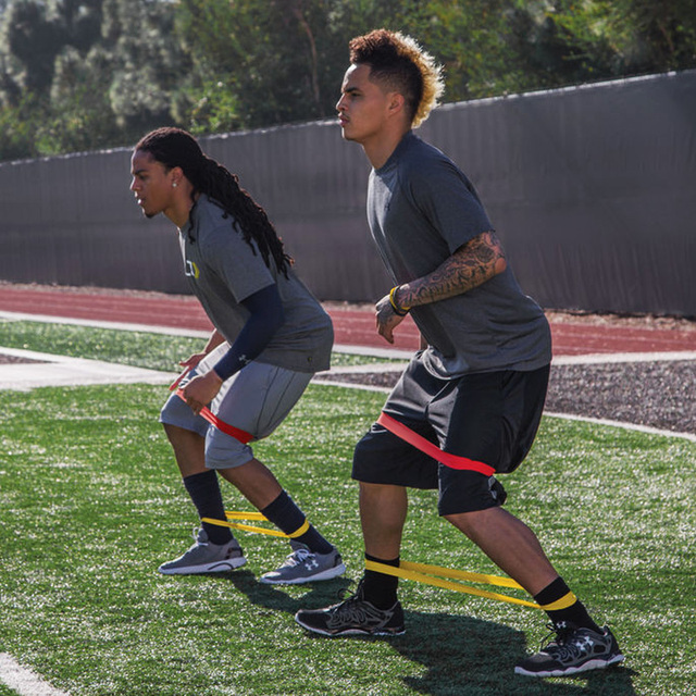 4pcs/Set Elastic Resistance Bands Workout Rubber Loop For Fitness Gym Strength Training Elastic Bands Fitness Equipment Expander
