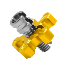 Clutch Cable Wire Adjuster 8mm/10mm Motorcycle Accessories CNC Aluminum For Honda CBR600FA CBR600FH-FL CBR600FS1-FS2 light weight diff shaft set fs2 fs2 sp law46