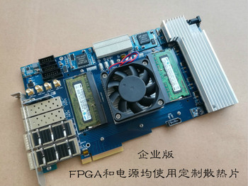 Fpga Pcie Development Board Fpga Speed Up Kintex7 High Performance Computing Depth Edge Computing фото