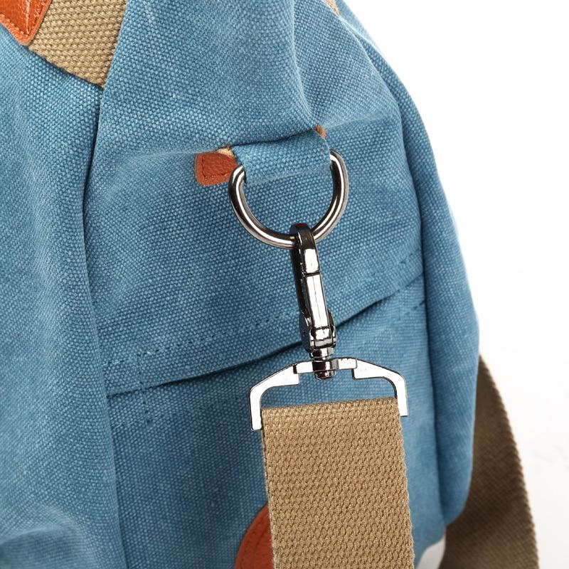 High Quality Women Canvas Handbags Female Messenger Bags Tote Clutch Bolsas Femininas Ladies Shoulder Bags Womens Crossbody Bag