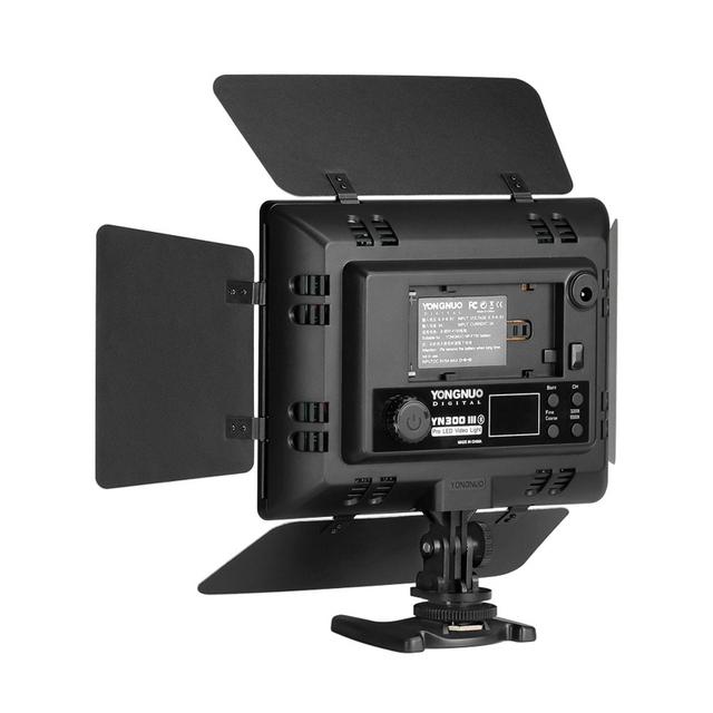 LED DSLR Camera Lighting