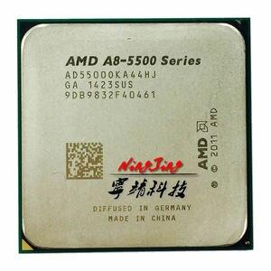 AMD A8 5500 A8 5500K A8 5500B AD5500OKA44HJ/AD550BOKA44HJ Trinity socket FM2 3.2GHz 65W quad core CPU