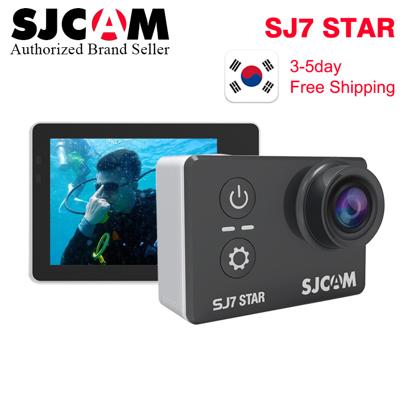 SJ7 Star 4 K 30fps SJCAM caméras d'action Ambarella A12S75 2.0
