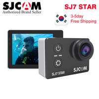 SJ7 Star 4 K 30fps SJCAM Action Cameras Ambarella A12S75 2.0 Touch Screen 4K Sports Ultra HD DV 30M Waterproof Remote Sport DV