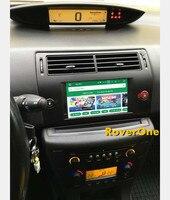 RoverOne S200 Android 8.0 Car Multimedia Player For Citroen C4 C Triomphe C Quatre Autoradio DVD Radio Stereo GPS Navigation