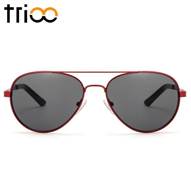 012425b8e3 TRIOO Luxury Red Driving Myopia Sunglasses Women Prescription Sun Glasses  For Women UV400 Protection Oculos Eyeglasses