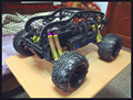 rc car Frame HPI Savage 1:8 XL Flux RC Cars Roll cage HPI Racing (Vehicles protection) including Wheelie bar
