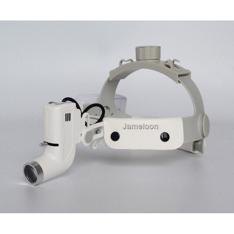 medical led light loupe magnifier head lamp adjustable high intensity operation chargeable dental headlamp surgical headlight