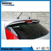 Окрашенный аксессуар для багажника Неокрашенный цвет оригинальная крыша задняя губы крыло стеклоочистителя стиль задний автомобильный сп