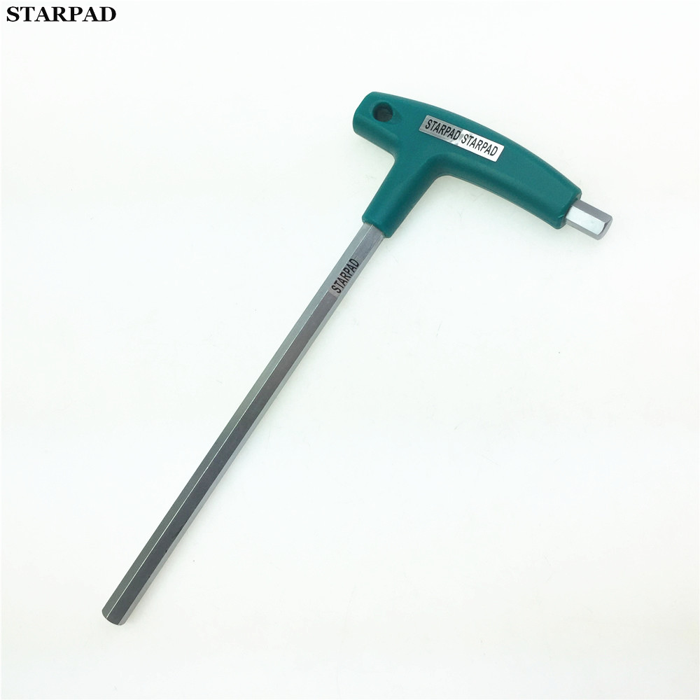 T Handle Grip / Allen Key Screwdriver Driver Tool T10/T15/T20/T25/T30/T40 1.5mm/2.0mm 2.5mm 3mm 4mm 5mm 6mm 8mm 10mm ,1pcs