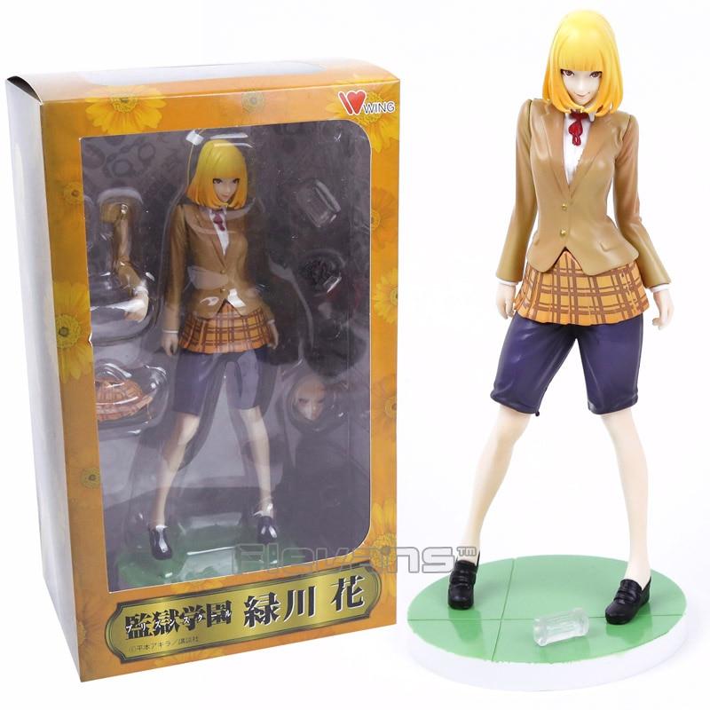 ФОТО Prison School Midorikawa Hana 1/7 Scale Completed Figure Collectible Model Toy