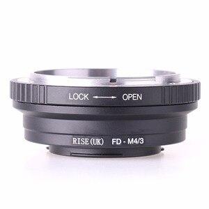 Image 1 - FD M4/3 캐논 FD 렌즈 마이크로 4/3 M4/3 카메라 Olympus EP2 EP3 EPL1 EPL2 EPL3 EPM1 EPM2 EM1 EM5 OMD GF1 GF3