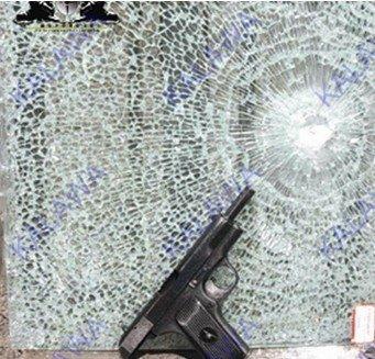8mil calidad de COREA 1.52*30 M Película de Seguridad/de Vidrio/seguridad/Transparencia Protector de Vidrio, casa/coche