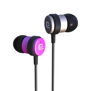 Image 1 - 2019 nowy NICEHCK ezudio D4 w ucho słuchawki 10mm Titanizing membrana dynamiczny jednostka HIFI metalowe słuchawki słuchawki douszne z mikrofonem