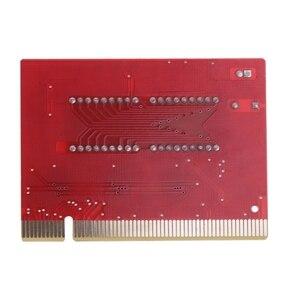 Image 4 - 새로운 컴퓨터 pci 포스트 카드 마더 보드 led 4 자리 진단 테스트 pc 분석기