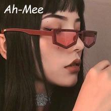 Vintage Rectangle Sunglasses Women Brand Designer Sun Glasses Ladies Retro Small