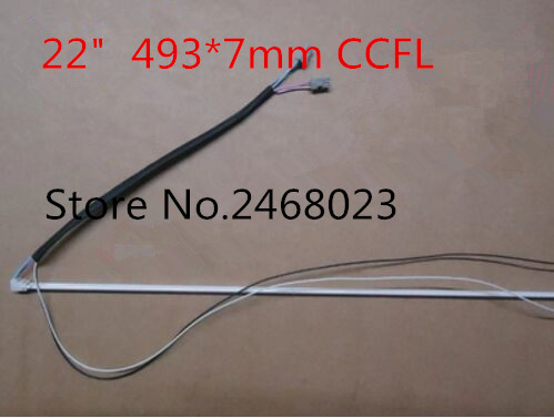 2Pcs 22/'/' 22inches Wide 490mm*7mm CCFL Backlight Lamps for LCD Monitor w// Frame
