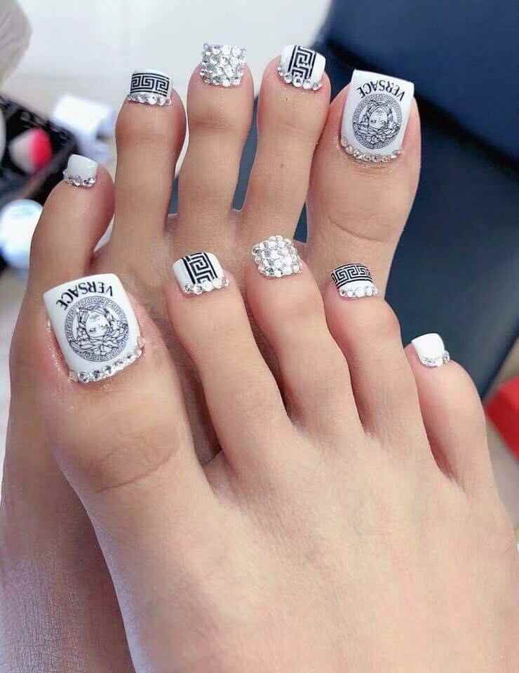 Detail Feedback Questions about 3D Nail Stickers Cola Nail Stickers ...